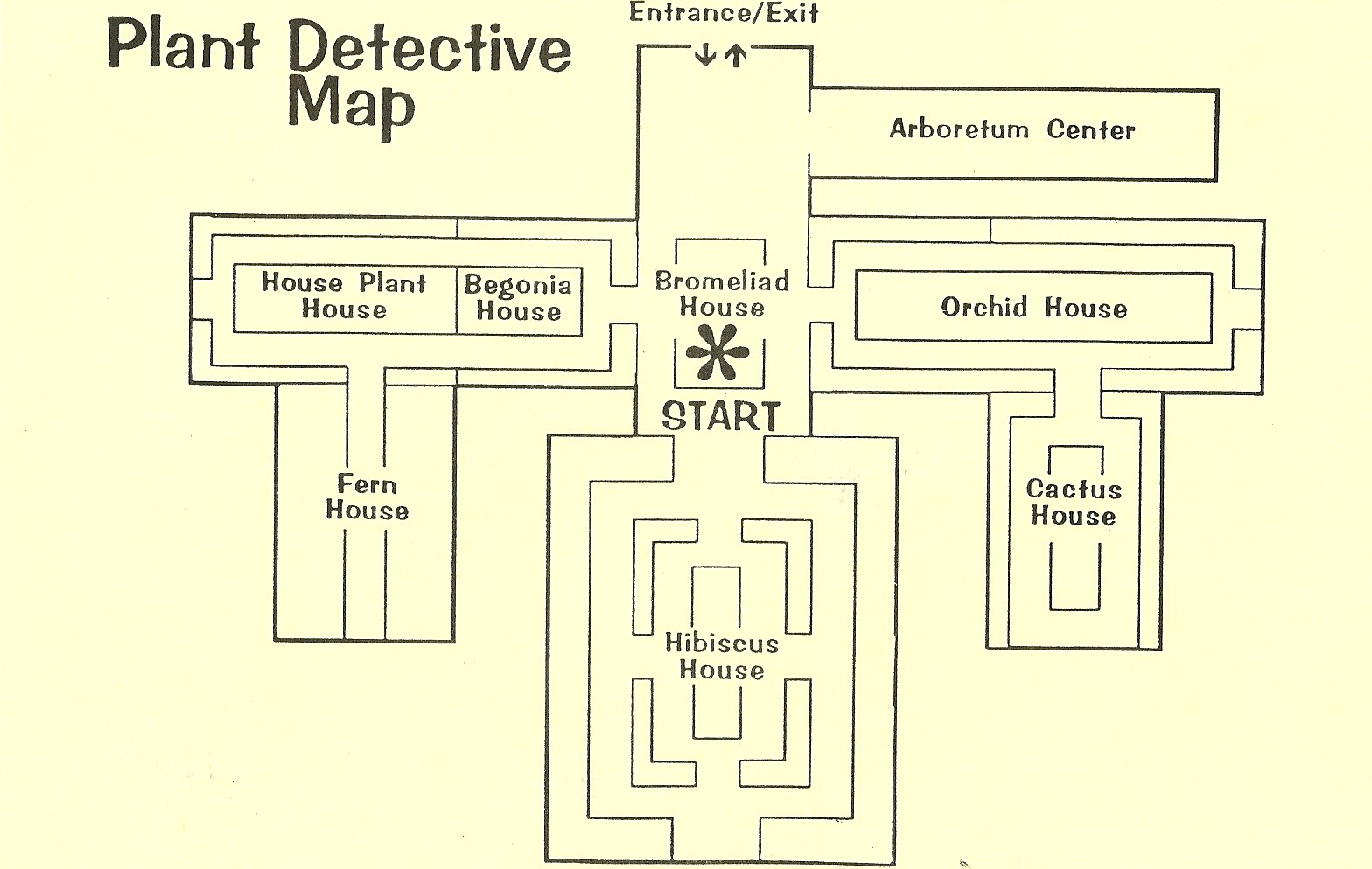 coe hall mansion at planting fields state historic park plant detective children s activity map hibiscus house