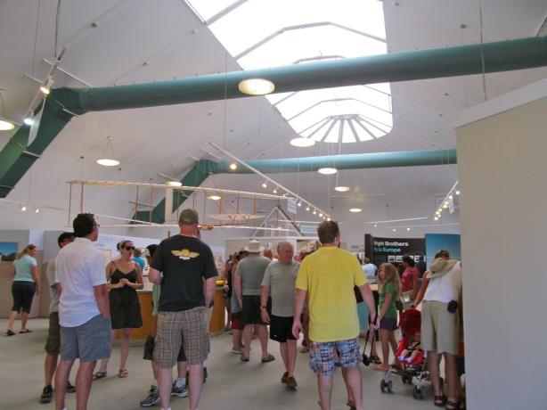 First Flight Centennial Pavilion